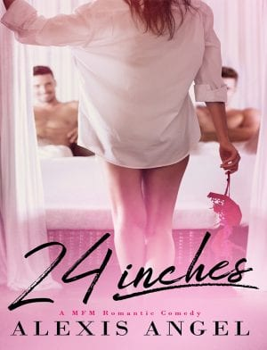24 Inches - billionaire romance novels by alexis angel read online