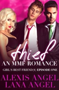 Thief - free mmf romance to read online by Alexis Angel
