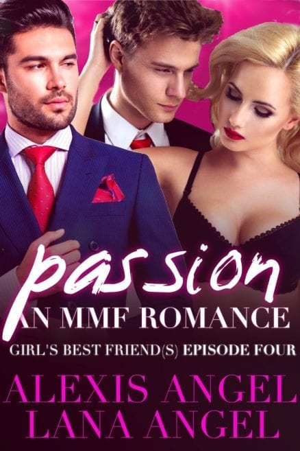 Passion - an MMF romance to read online by Alexis Angel