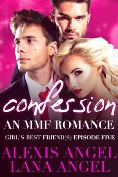 Confession - An MMF Romance to read online by Alexis Angel