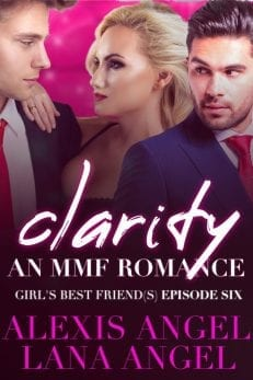 Clarity - An MMF Billionaire romance to read free by Alexis Angel