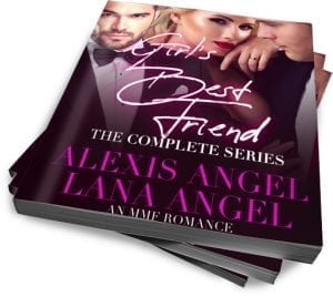 Girl's Best Friend - a MMF erotic contemporary romance novel by Alexis Angel