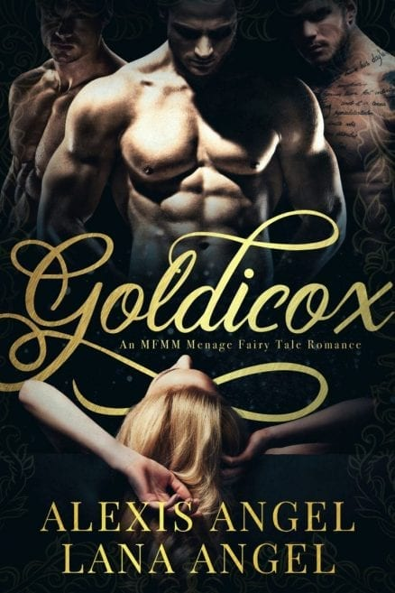 Goldicox - MFMM menage reverse harem romance to read online by Alexis Angel