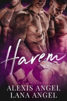 Harem - erotic billionaire romance by Alexis Angel