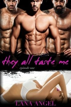 they all taste me - erotic romance series to read online