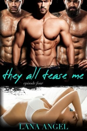 they all tease me - romance novels by Alexis Angel