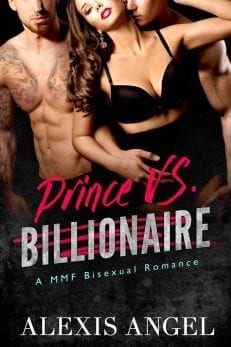 prince vs. billionaire - billionaire romance novels