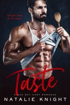 Taste - bad boy romance novels to read online