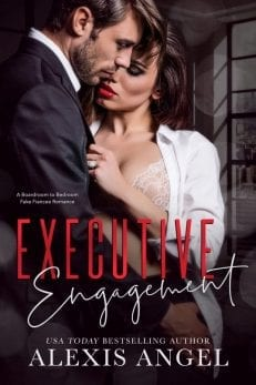 executive engagement - billionaire romance by alexis angel