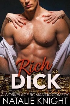 rich dick - workplace romantic comedy novel by Alexis Angel