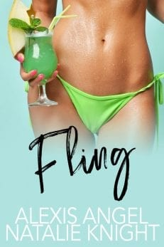 fling contemporary romance second chance Alexis Angel Natalie Knight